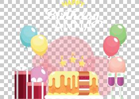 气球免抠素材 (309)
