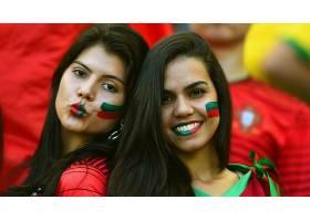 人,世界杯,美女,葡萄牙,微笑6845