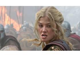 电影,愤怒,关于,泰坦巨神,Rosamund,收费道路,仙女座,壁纸(3)