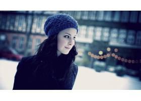 人,莉娜迈耶兰德鲁特,美女,冬季,帽子,歌手,户外的女人,城市的989
