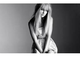人,金发,单色,长发,美女,泰勒斯威夫特56471
