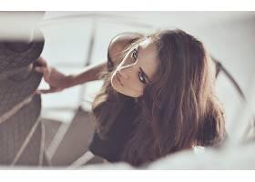 人,美女,黑发,模特,面对70173