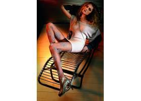 人,黑发,高跟鞋,美女,模特,连裤袜,椅子39794