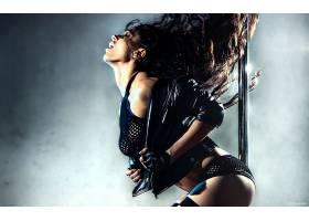 人,黑发,鱼网,美女,模特54972图片