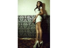 人,黑发,高跟鞋,短裙,美女,腿,模特,Nataliya Radyukova39717