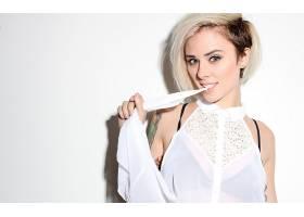 人,黥,Alysha Nett,美女,简单的背景,面对,模特,金发64151