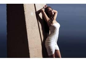 人,梅根・福克斯,演员,连衣裙,闭着眼睛,美女,模特,露肩礼服7275