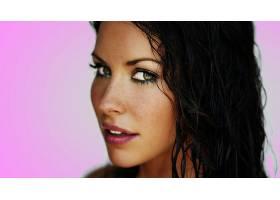 人,演员,美女,面对,黑发,伊万杰琳莉莉,肖像993