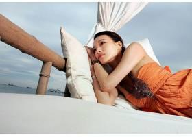 人,演员,舒淇,枕头,在床上,美女,亚洲,模特58706
