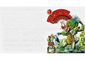 漫画壁纸,2000,广告,壁纸(10)