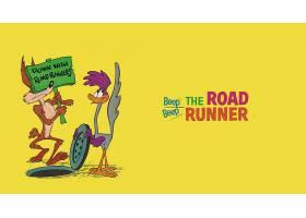 漫画壁纸,这,路,跑步者,壁纸