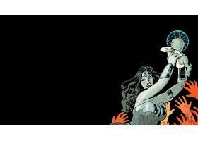 漫画壁纸,奇迹,妇女,壁纸(27)