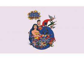 漫画壁纸,极好的,能力,超人,勤务兵,奇迹,妇女,霍克曼,闪光,壁纸