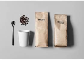 咖啡袋VI样机