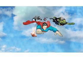 漫画壁纸,超人,壁纸(19)