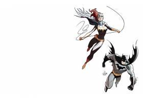 漫画壁纸,哥伦比亚特区,漫画壁纸,勤务兵,蝙蝠女侠,壁纸