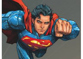 漫画壁纸,超人,壁纸(65)