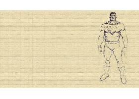 漫画壁纸,超人,比扎罗,壁纸