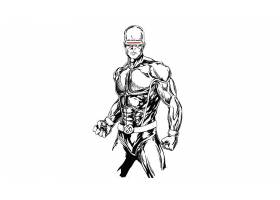 漫画壁纸,x战警,独眼巨人,壁纸(7)