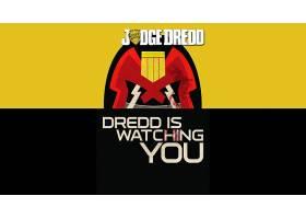 漫画壁纸,法官,Dredd,Dredd,壁纸(7)