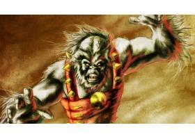 漫画壁纸,超人类,壁纸(3)