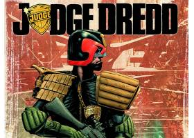 漫画壁纸,法官,Dredd,Dredd,壁纸