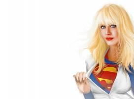 漫画壁纸,超级女声,壁纸(10)