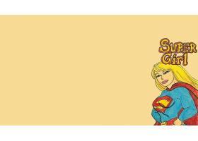 漫画壁纸,超级女声,壁纸(11)