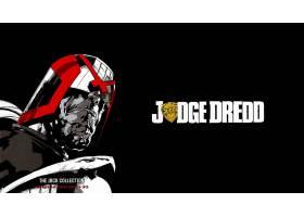 漫画壁纸,法官,Dredd,壁纸(5)