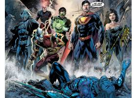 漫画壁纸,犯罪,财团,关于,美国,绿色的,灯笼,超人,闪光,奇迹,妇女