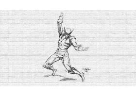 漫画壁纸,x战警,金刚狼,壁纸(2)