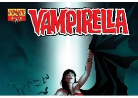 漫画壁纸,Vampirella,壁纸(6)