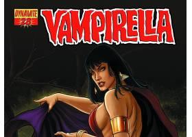 漫画壁纸,Vampirella,壁纸(7)