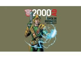 漫画壁纸,2000,广告,壁纸(6)