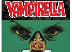 漫画壁纸,Vampirella,壁纸
