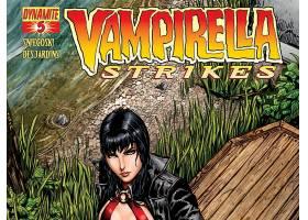 漫画壁纸,Vampirella,打,壁纸(2)