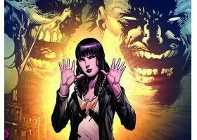 漫画壁纸,Vampirella,打,壁纸(5)
