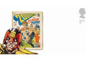 漫画壁纸,2000,广告,法官,Dredd,壁纸(5)