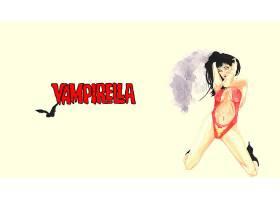 漫画壁纸,Vampirella,壁纸(38)