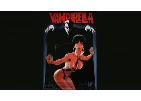 漫画壁纸,Vampirella,壁纸(39)