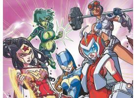 漫画壁纸,Ame-Comi,女孩,绿色的,灯笼,奇迹,妇女,蝙蝠女侠,壁纸