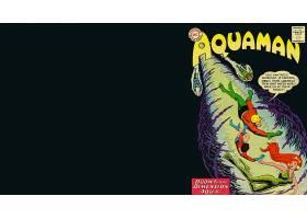 漫画壁纸,Aquaman,Mera,壁纸(1)