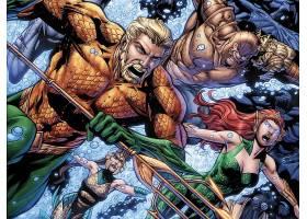 漫画壁纸,Aquaman,壁纸(7)