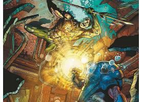 漫画壁纸,Aquaman,壁纸