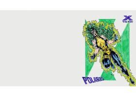 漫画壁纸,x战警,北极星,壁纸(5)