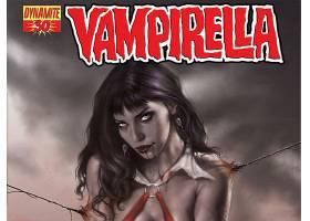 漫画壁纸,Vampirella,壁纸(2)