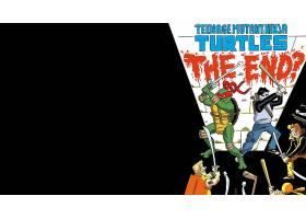 漫画壁纸,TMNT,壁纸(10)