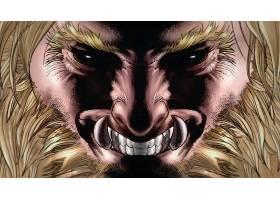 漫画壁纸,金刚狼,vs .,Sabretooth,Sabretooth,壁纸