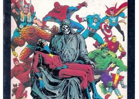 漫画壁纸,这,死亡,关于,船长,奇迹,托尔,蜘蛛侠,东西,冒失鬼,船长