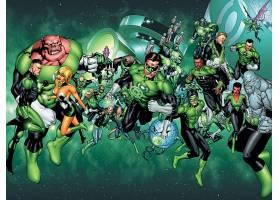 漫画壁纸,绿色的,灯笼,千瓦格,哥伦比亚特区,漫画壁纸,超级英雄,